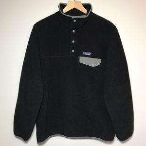 Patagonia Synchilla 1/4 Snap Fleece Pullover